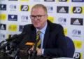 Scotland boss Alex McLeish.