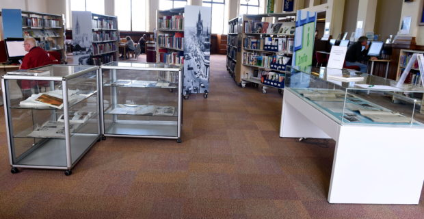 The talks will take place at the Central Library