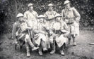 Gordon Highlanders officers 'somewhere in France'