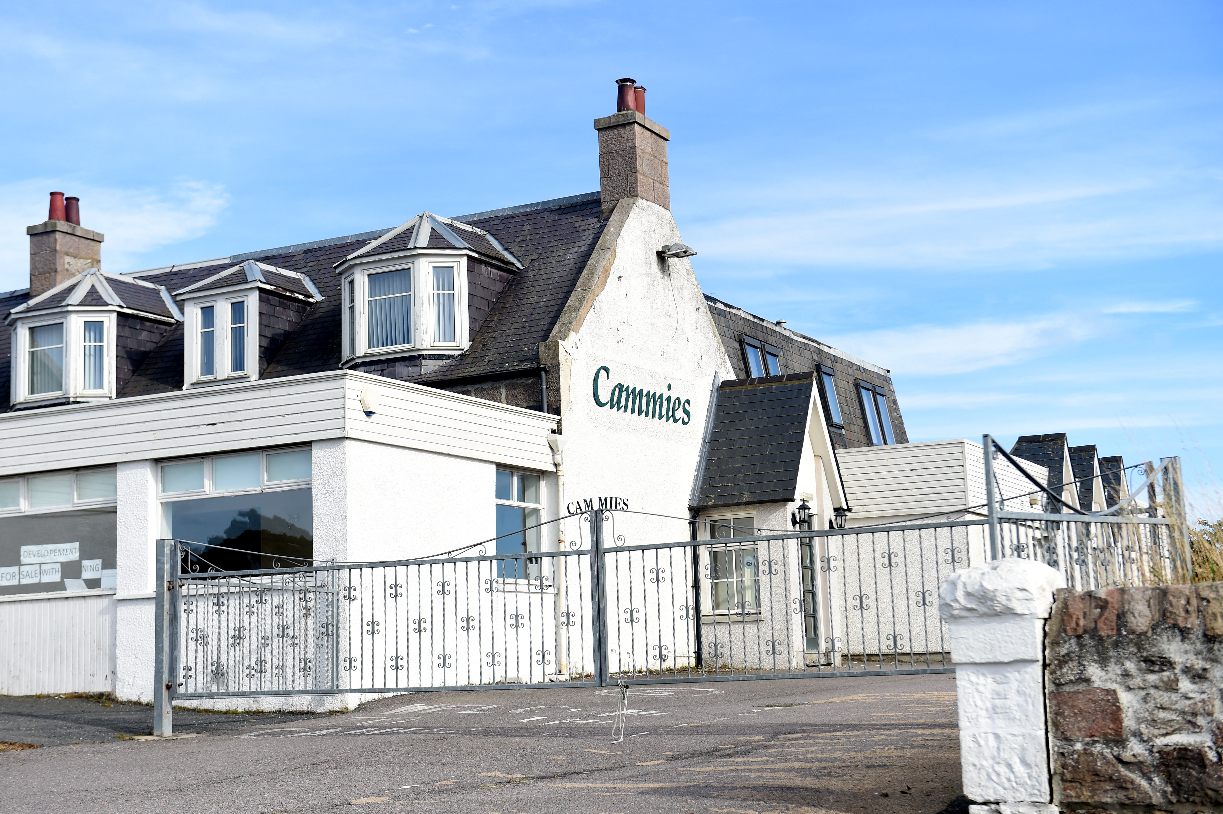 Cammies closed in 2015