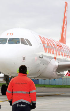 Easyjet's reasons for axing its Aberdeen to Gatwick service have cut no ice with one regular passenger.