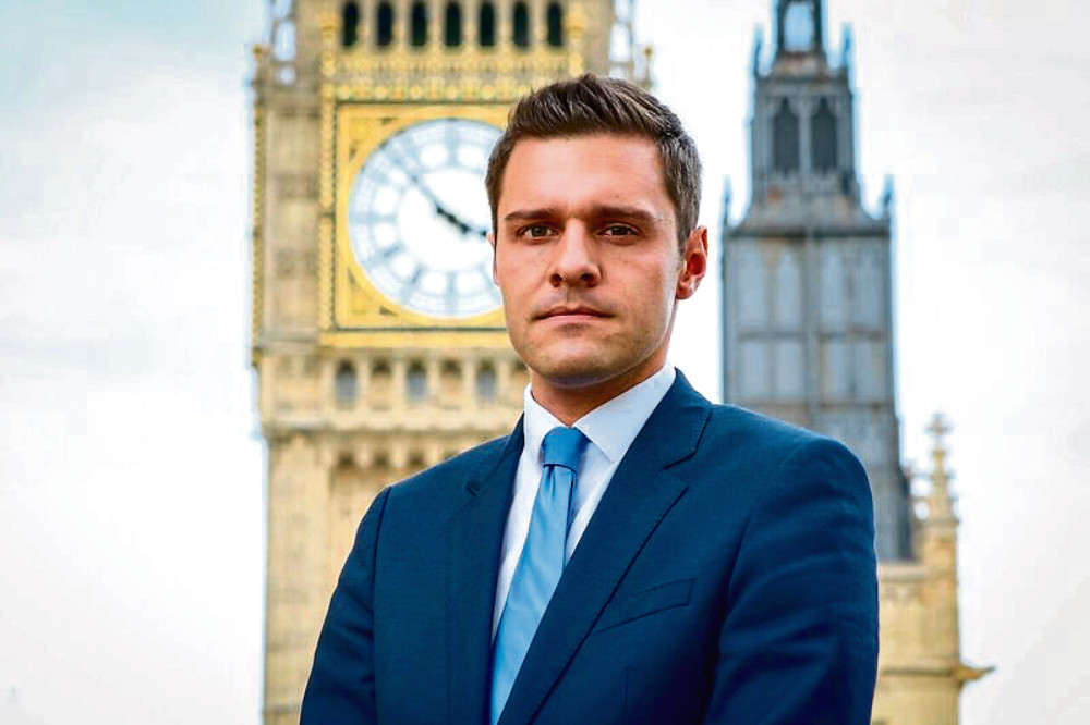 Ross Thomson MP for Aberdeen South