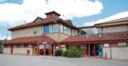 Meadows Sports Centre in Ellon