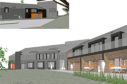 Artist impressions of the planned Charlie House facility