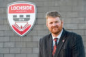 Lochside Academy's head teacher Neil Hendry