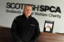 Graeme Innes, SSPCA Drumoak centre manager.