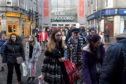 Aberdeen shoppers took advantage of the Boxing Day sales