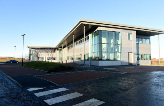 The Forces Support charity have moved to a unit in Cove
