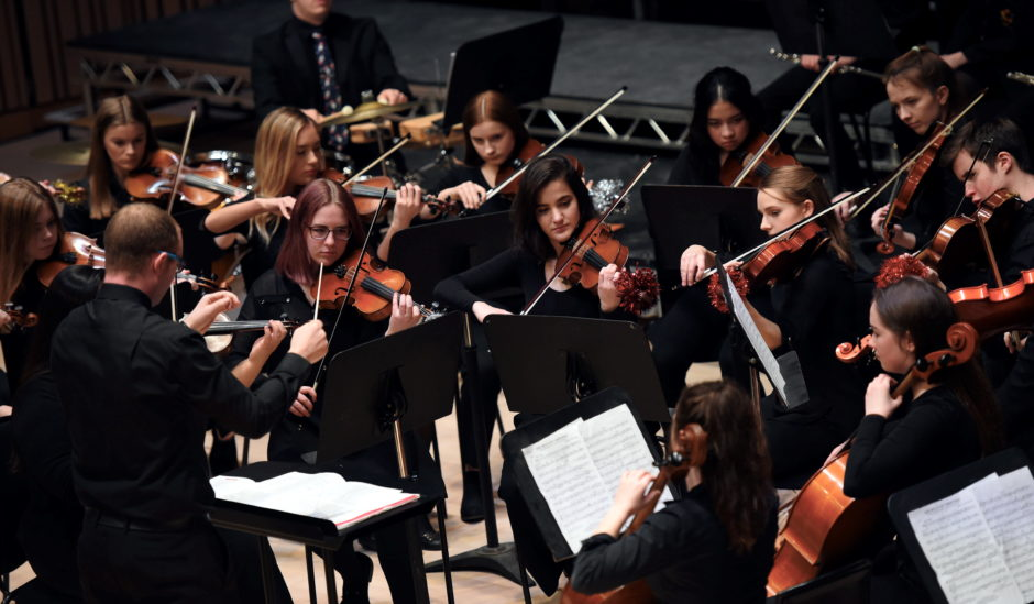 Grampian Youth Orchestra Strings