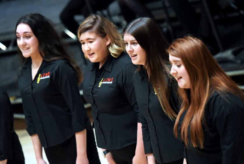 Aberdeen City Music School Vocal Ensemble