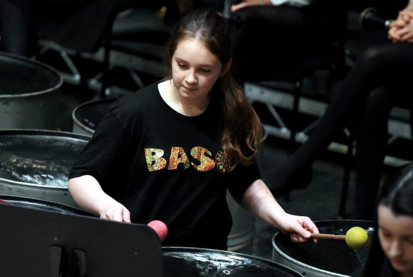 Bucksburn Academy Steel Orchestra