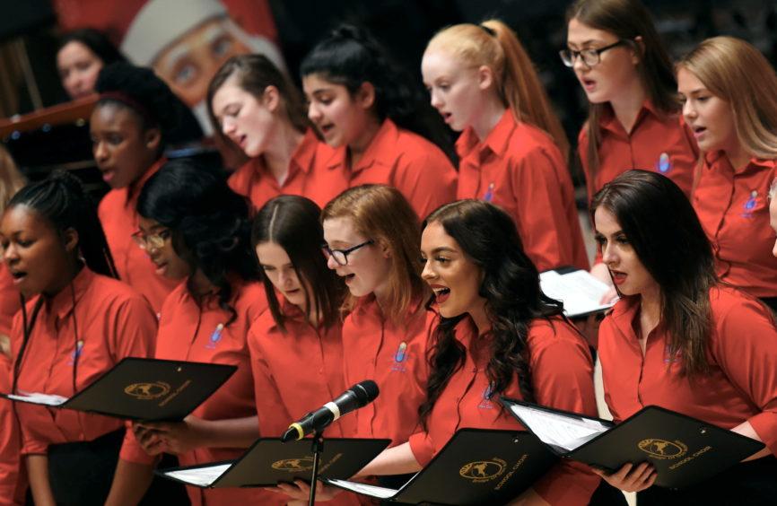Bridge of Don Academy Senior Choir