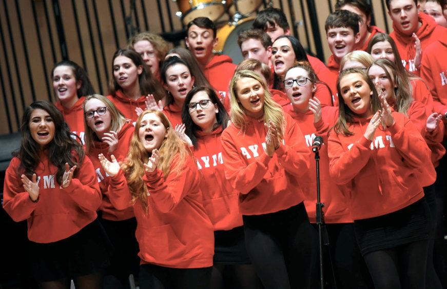 Aberdeen Youth Music Theatre