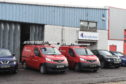 A total of 107 Richard Irvin staff across Scotland have been made redundant