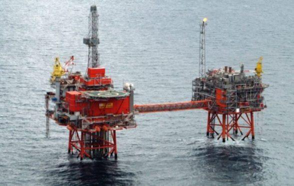 Chevron's Captain platform