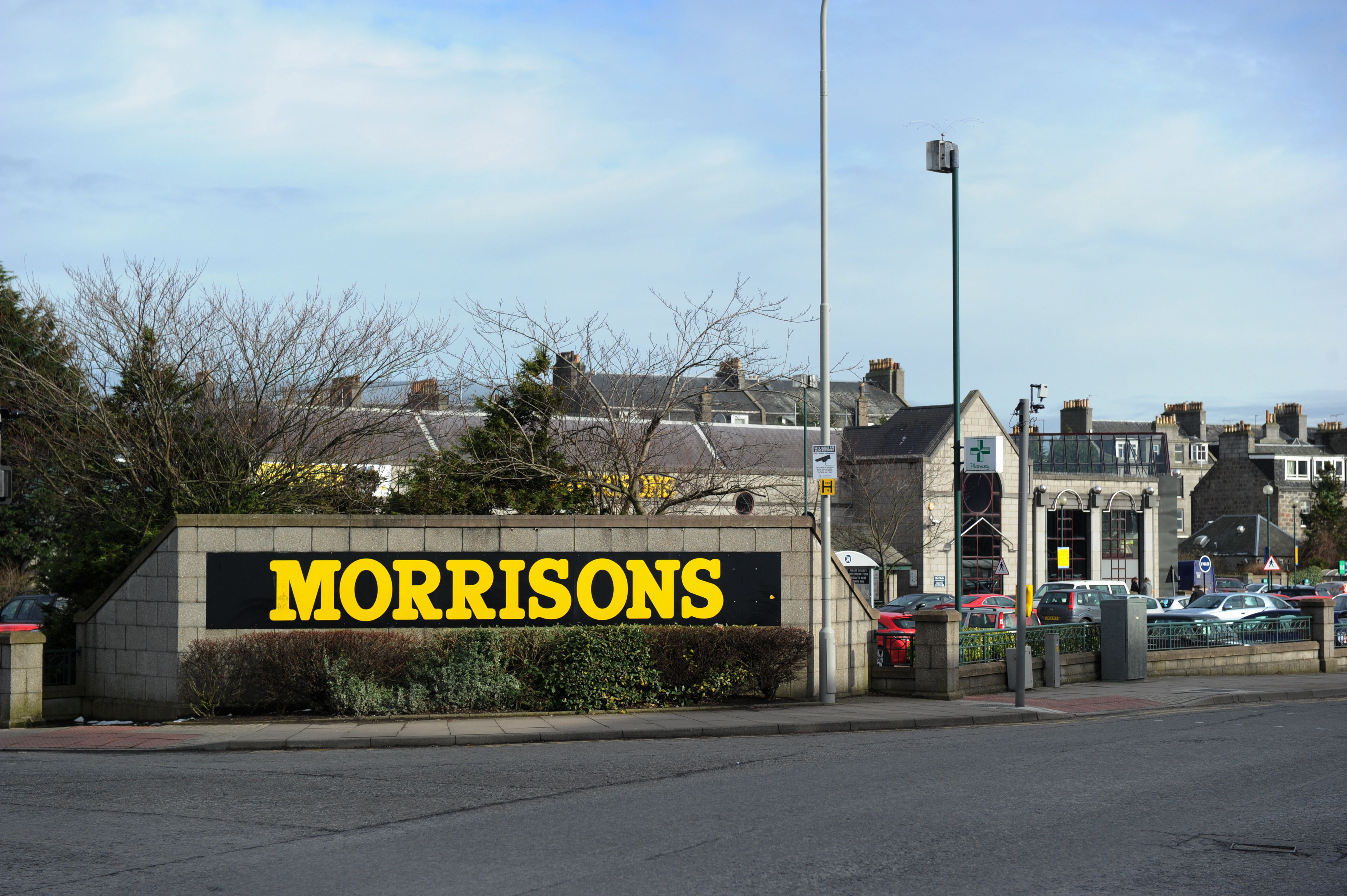 The new area will allow the supermarket to begin carrying out home deliveries for properties around the city