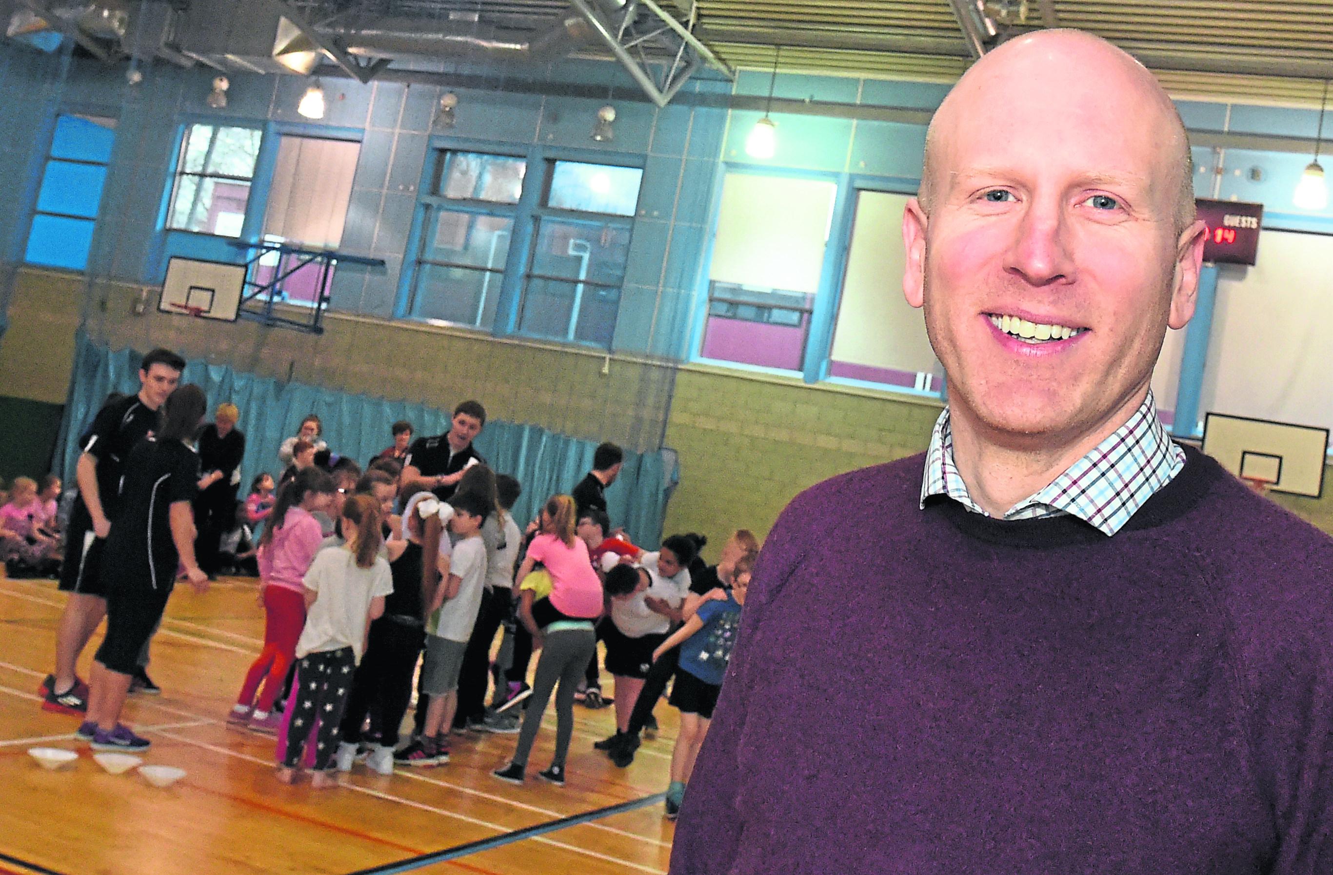 Sport Aberdeen's Graeme Dale