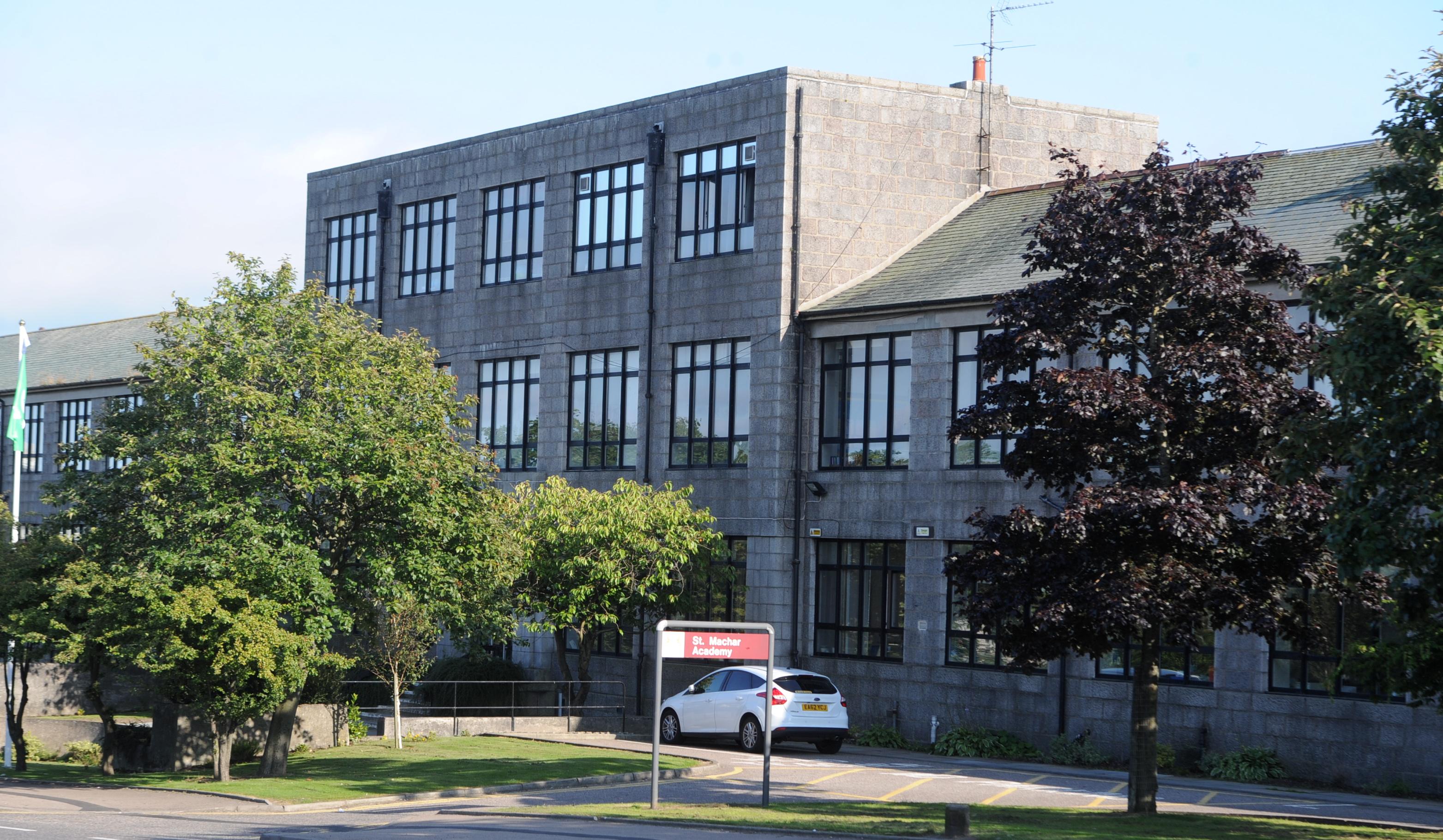 St Machar Academy