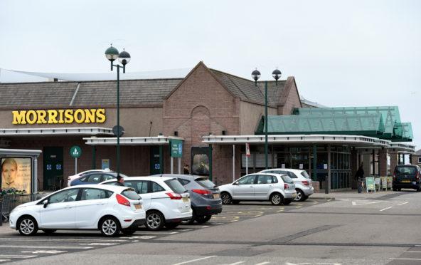 McLean threatened to slash staff at Morrisons in Peterhead