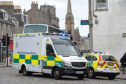 The number of paramedics in the north-east has increased by 25%