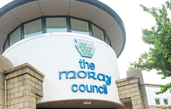 Moray Council headquarters