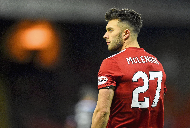 Aberdeen's Connor McLennan