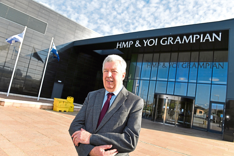 Labour MSP Lewis Macdonald is demanding action over staff at HMP Grampian
