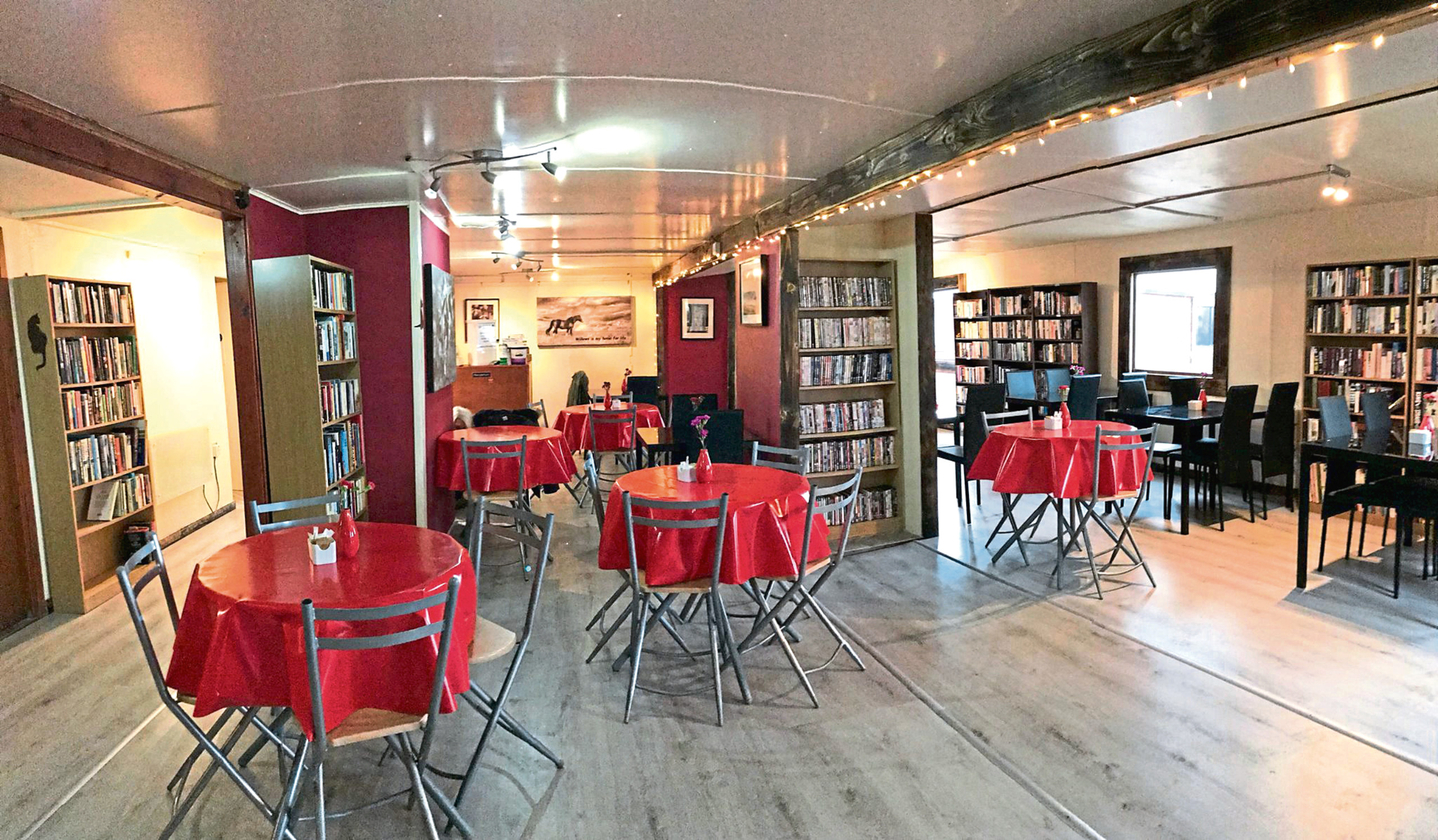 Willows new cafe after renovations took place at the animal sanctuary in New Pitsligo near Fraserburgh. Submitted pic.