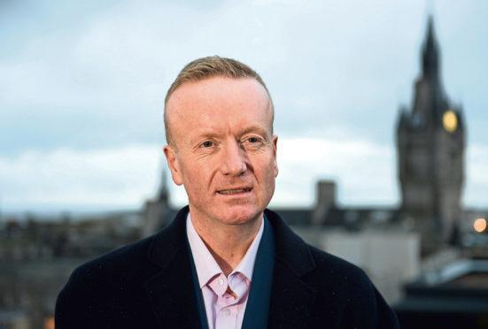 Aberdeen Inspired Chief Executive Adrian Watson