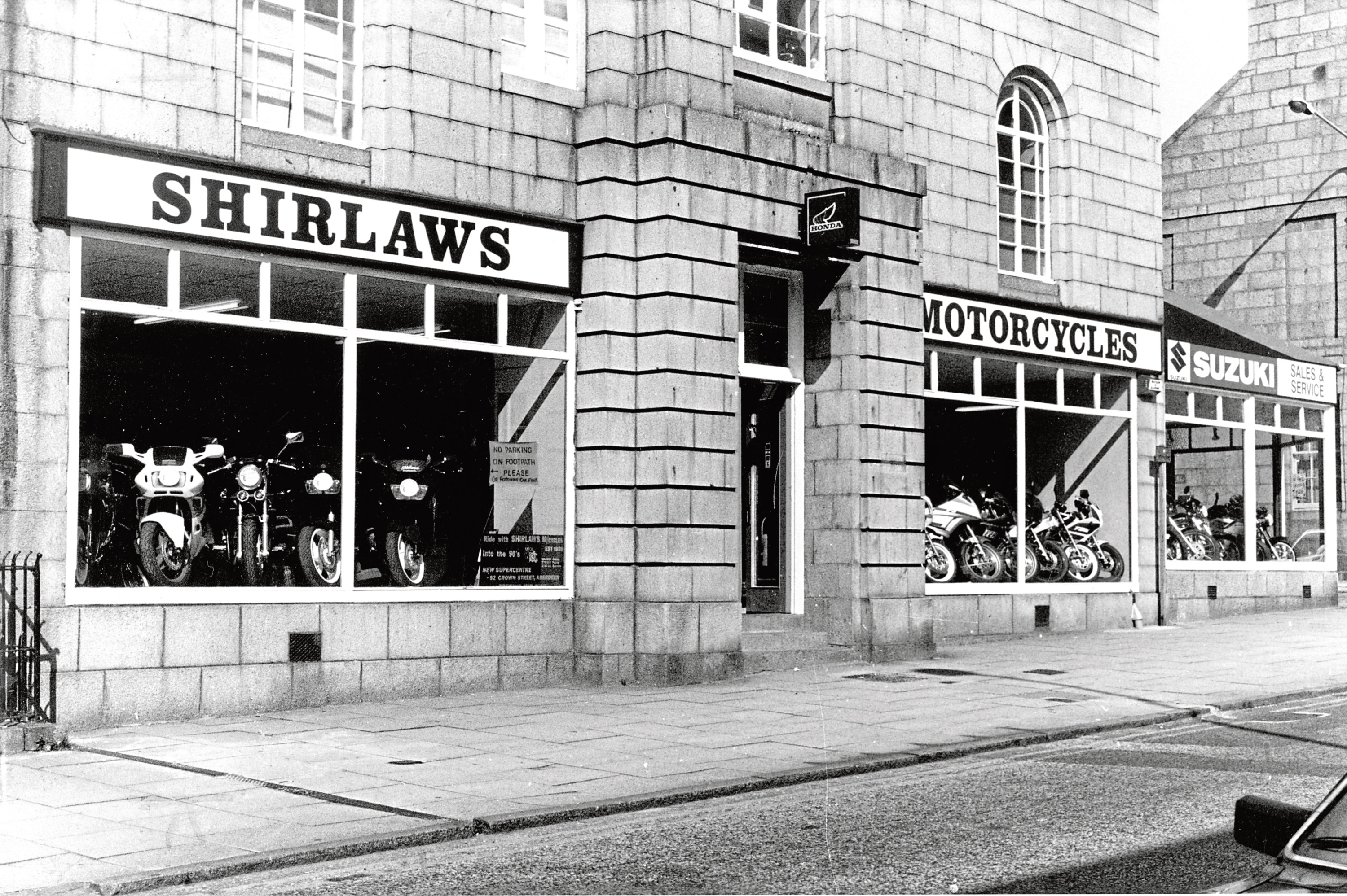 Shirlaw's is celebrating 90 years as a family business.