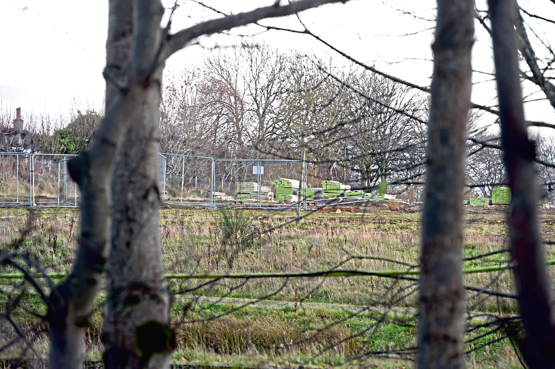 Dandara has lodged plans to build on land at Hazledene Road