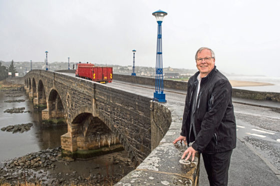 Councillor John Cox has welcomed the approval by Scottish Ministers