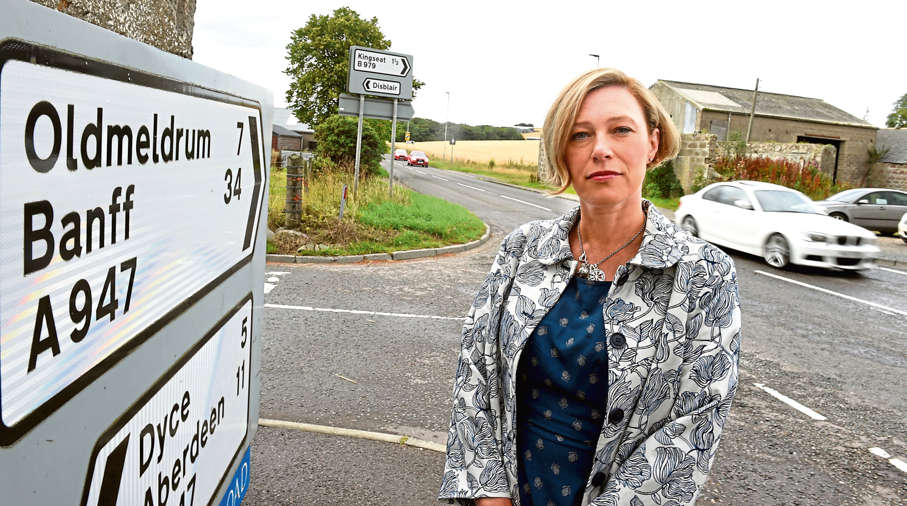 Aberdeenshire East MSP Gillian Martin backed the funding boost