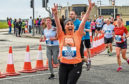 The Charlie House team took part in last year's 10K