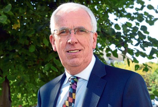 Councillor Jim Gifford
