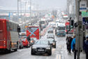 Market Street has been named one of the most polluted streets in Scotland