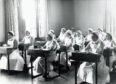 Classes for nurses at Foresterhill in June 1936