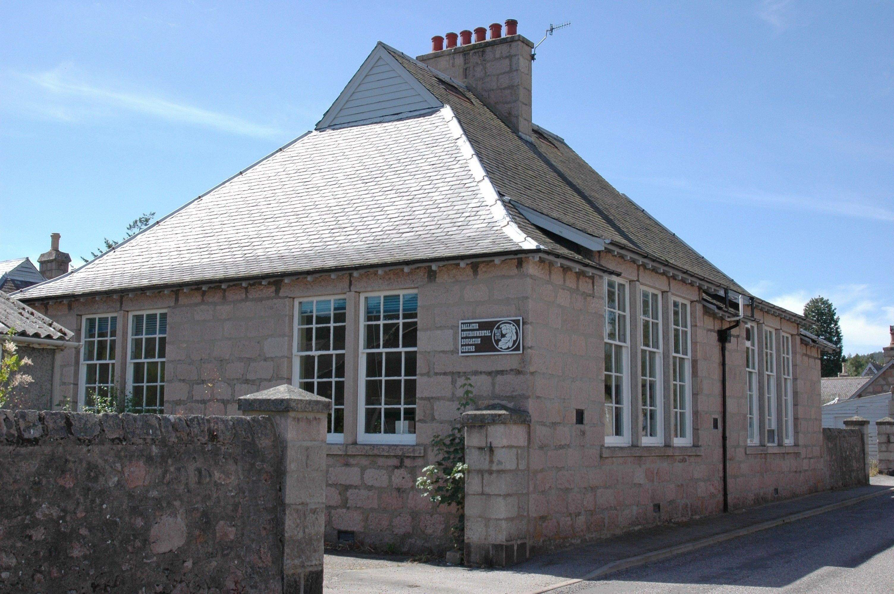 The old Ballater School