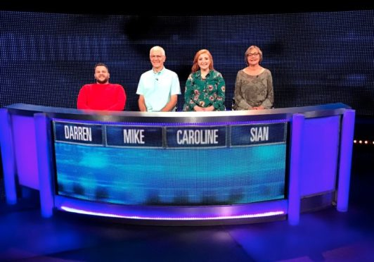 North-east man Darren featured on the chase this evening