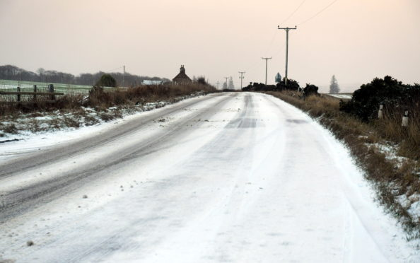 A number of schools have changed or cancelled bus routes this morning