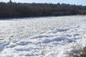 The River Dee near Duthie Park