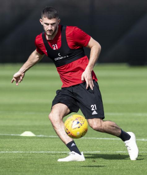 Aberdeen's Dom Ball