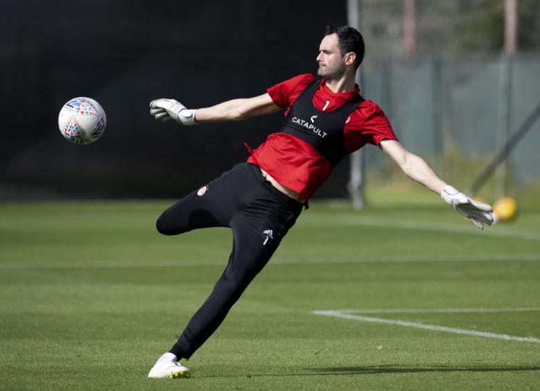 Aberdeen's Joe Lewis