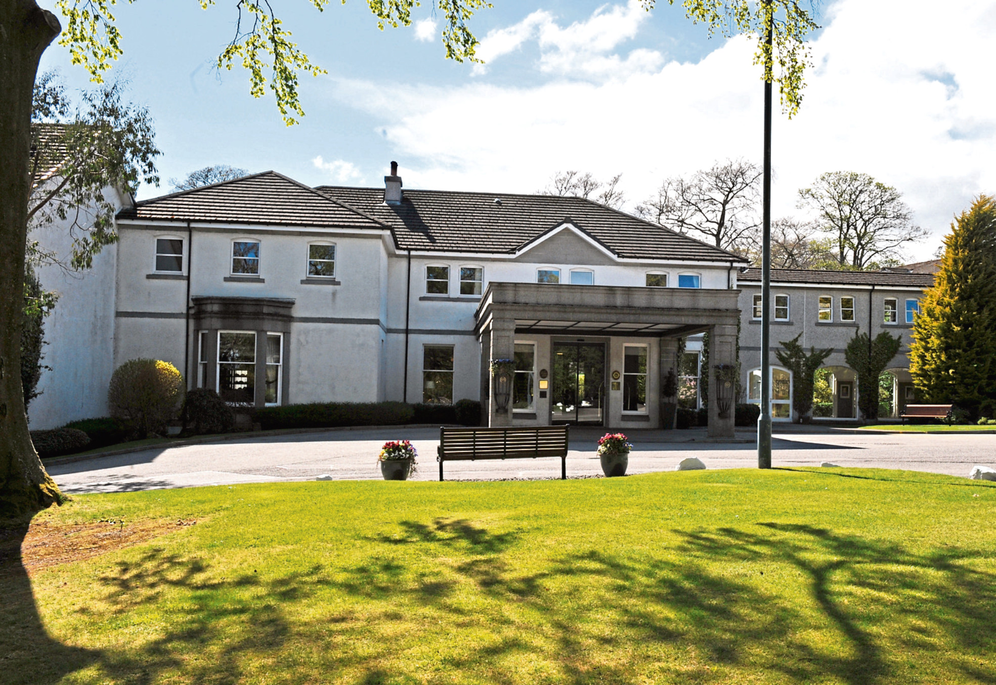 The event took place at the Marcliffe Hotel