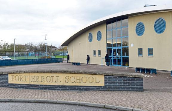 Port Erroll School, Cruden Bay