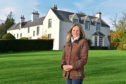 Caroline, Duchess of Fife told of the plans to have a marquee erected through the summer at Elsick House to hold weddings