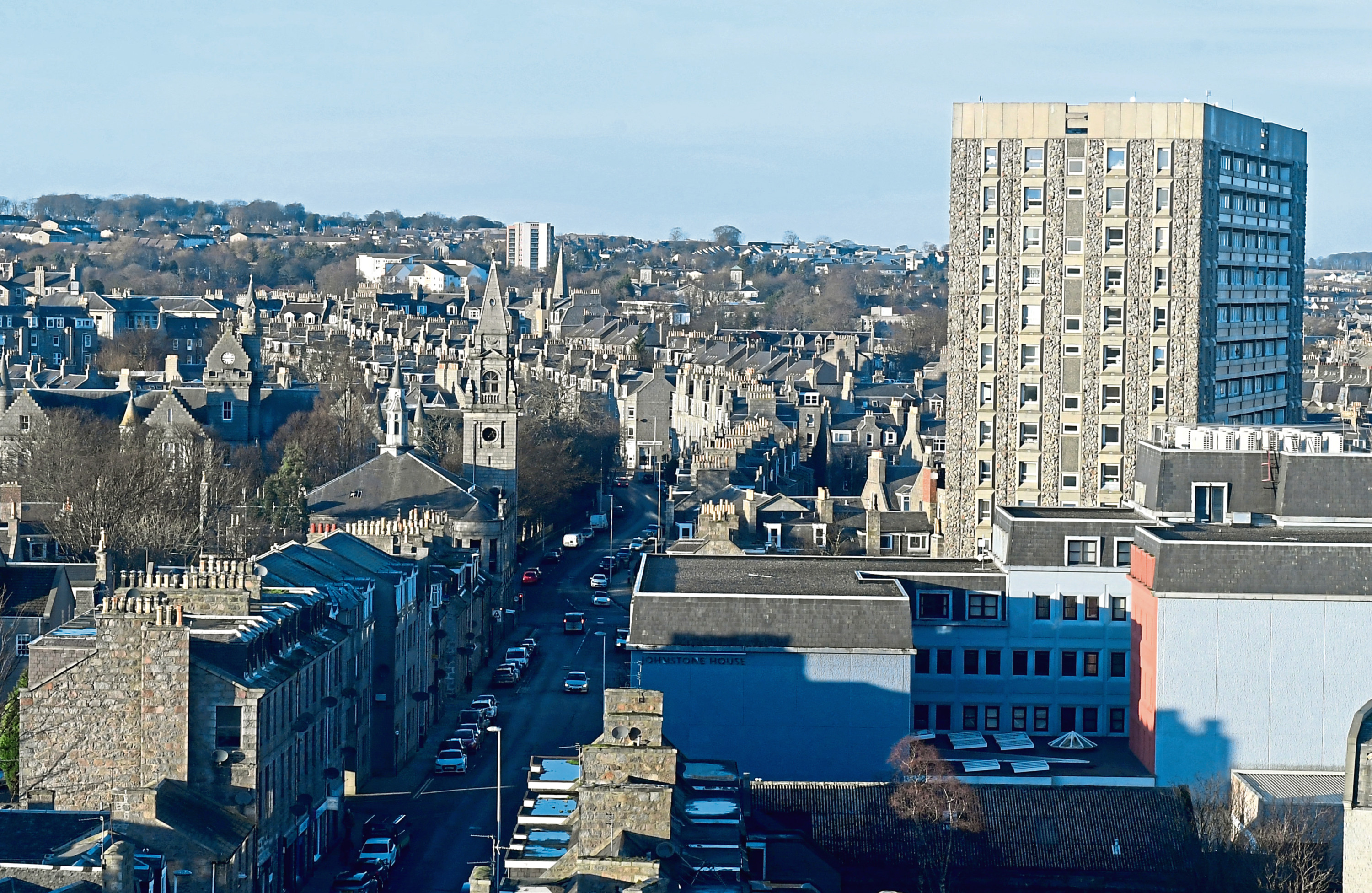 More than 900 people in Aberdeen have needed a crisis grant