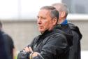 Peterhead manager Jim McInally