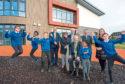 Kinellar School opening -