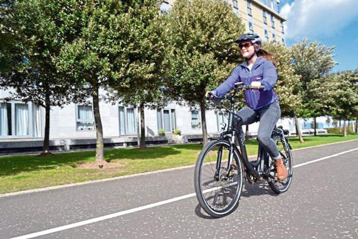 eBikes like this could soon be a feature of a north-east community.